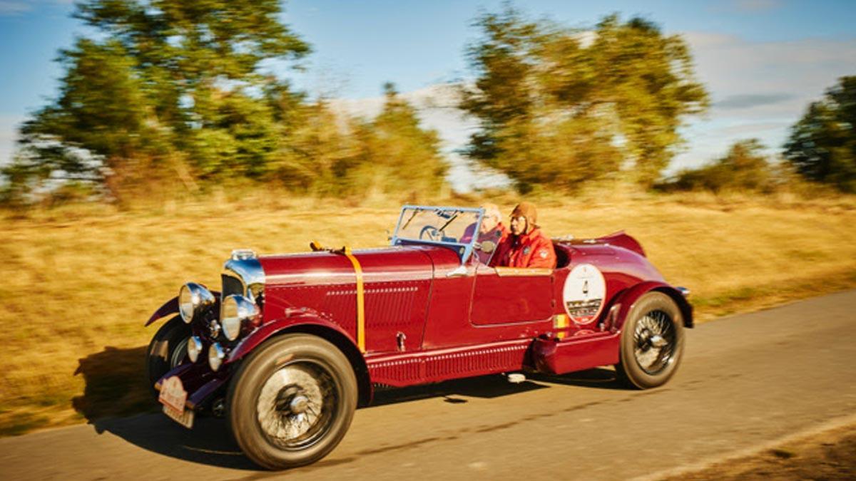 Sotogrande Grand Prix clasicos rally