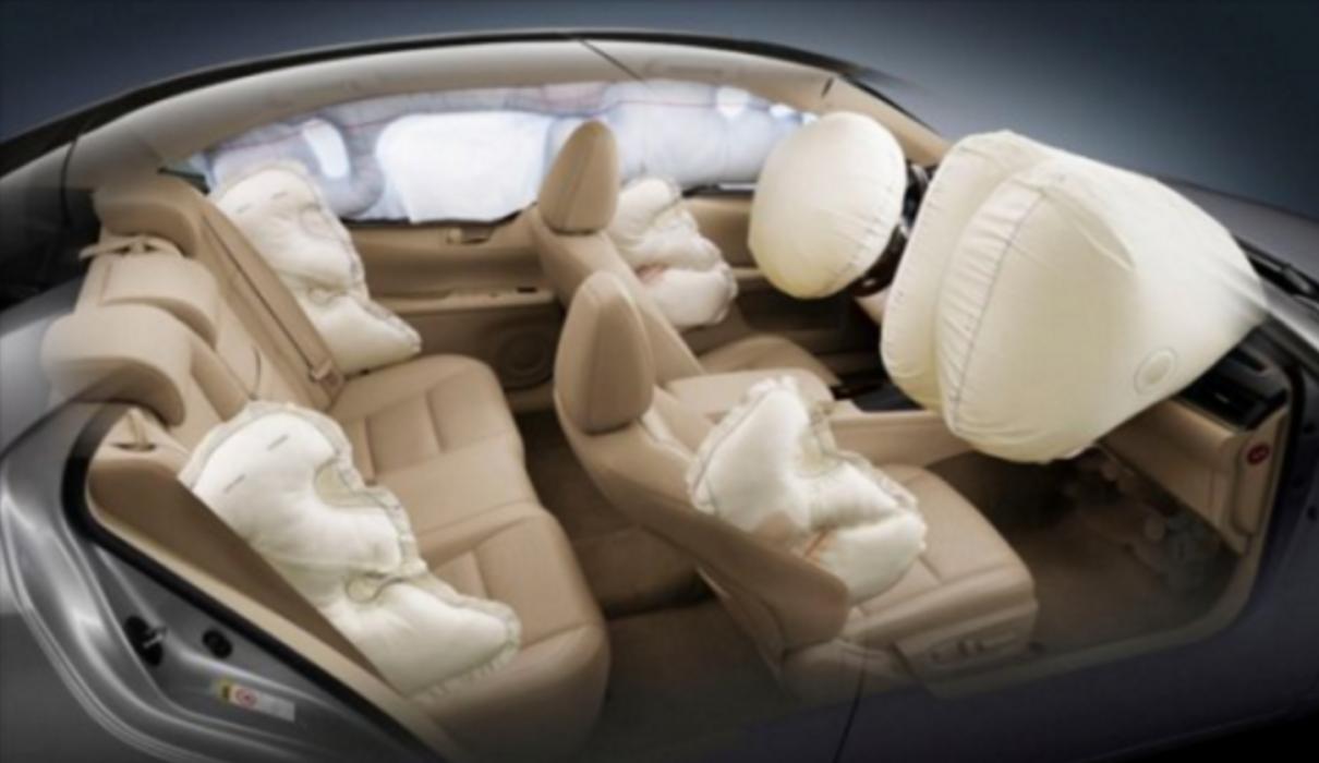 Los airbags terminan con Takata
