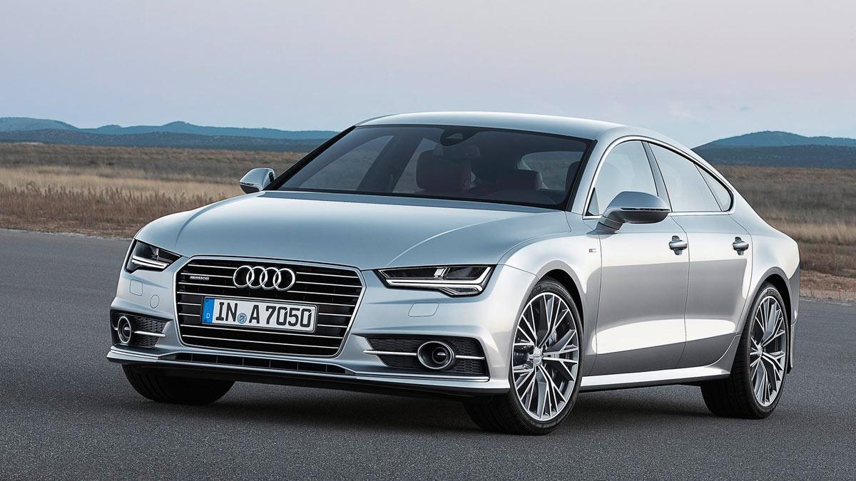 Audi A7 TDI emisiones diésel dieselgate