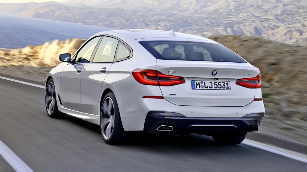 BMW Serie 6 GT 2017 (I)