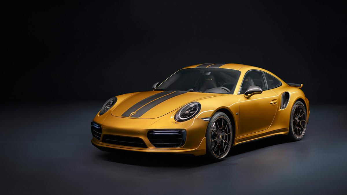 Porsche 911 Turbo S Exclusive Series 2017 (I)