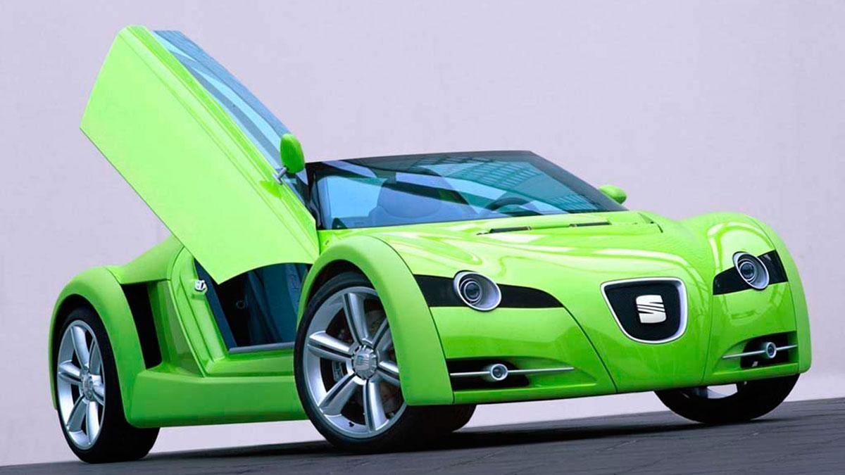 Seat Formula Concept deportivo espectacular