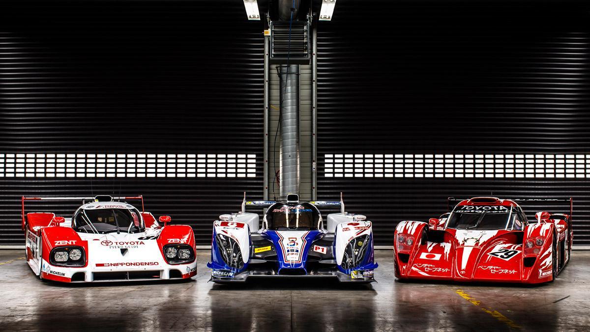 Toyota en las 24 horas de Le Mans (I)