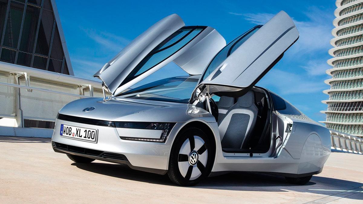 Volkswagen XL1 deportivo híbrido eco