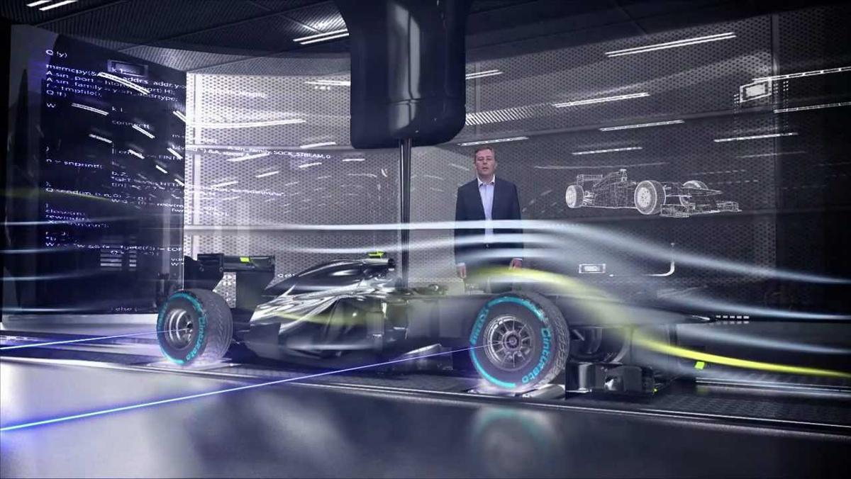 F1 Aero