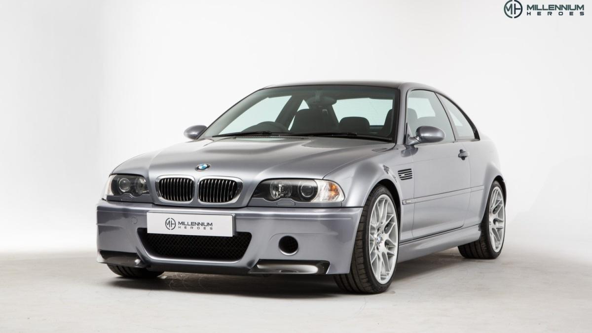 BMW M3 CSL 2003