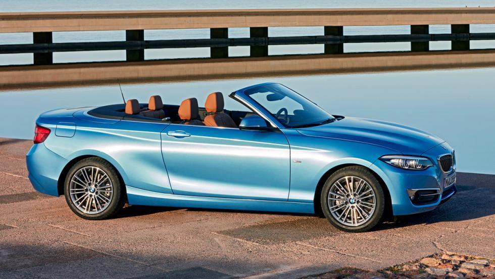 Descapotables en España BMW Serie 2 Cabrio