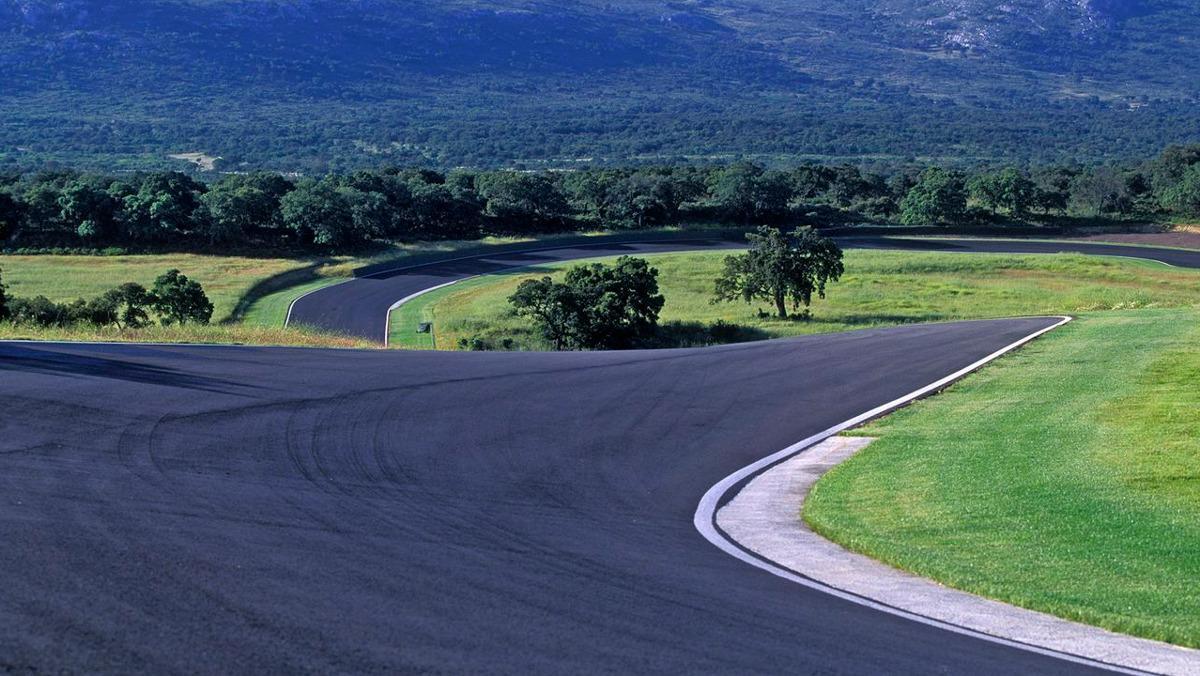 Circuito de Ascari, en Ronda (Málaga)