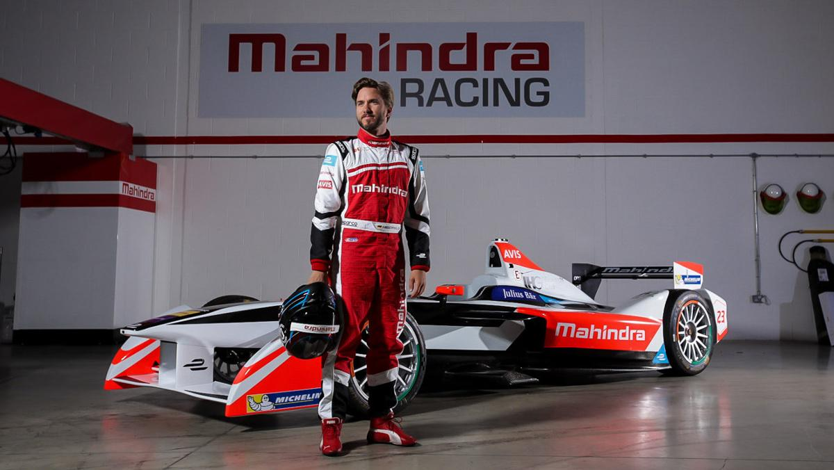 Mahindra, Heidfeld y Goodwood 2017