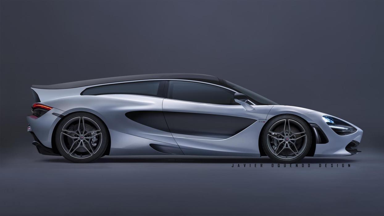 McLaren 720S Shooting Brake