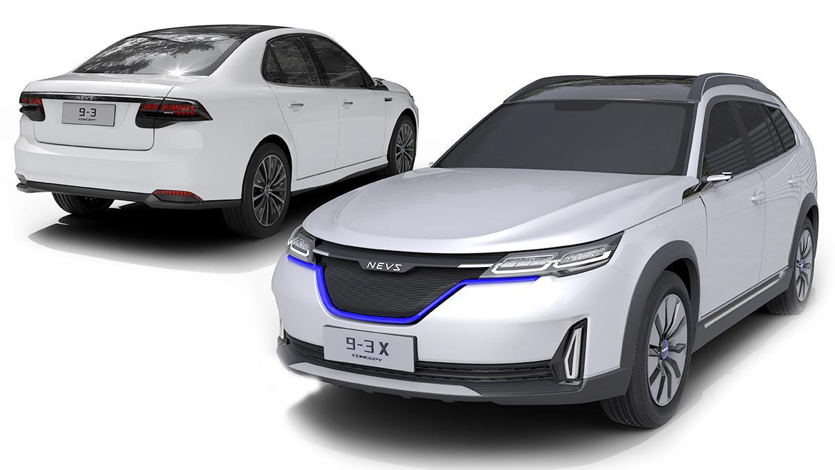 NEVS: lo más cerca que estarás de conducir un nuevo Saab nunca