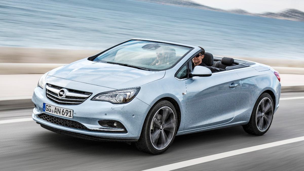 Opel Cabrio Sport Edition