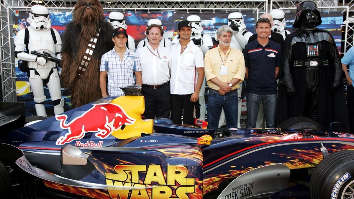 Los patrocinios más frikis de la F1