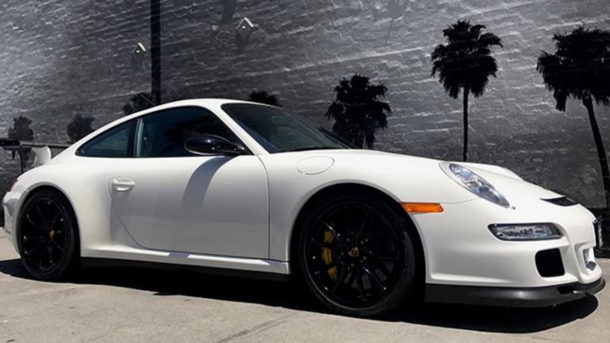 Porsche 911 GT3 RS Jerry Seinfeld