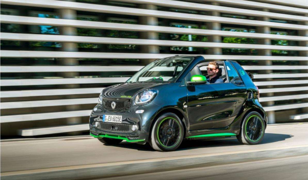 Smart Fortwo Electric Drive Brabus