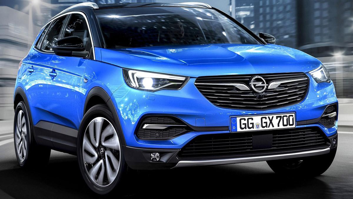 Rivales del Opel Grandland X