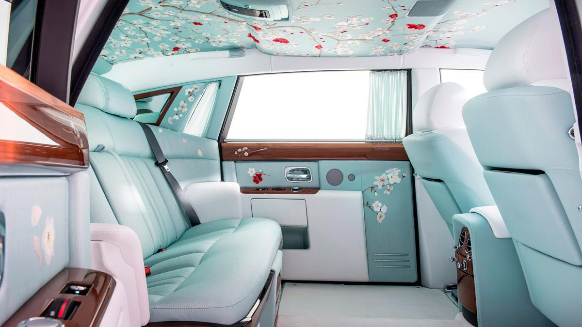 Rolls-Royce Phantom Serenity edicion especial