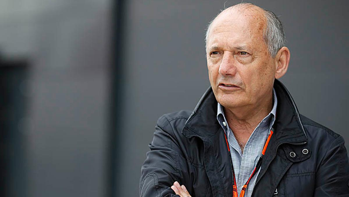 Ron Dennis se pira de McLaren