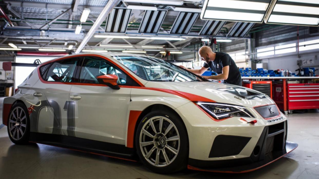 Seat León Cup Racer
