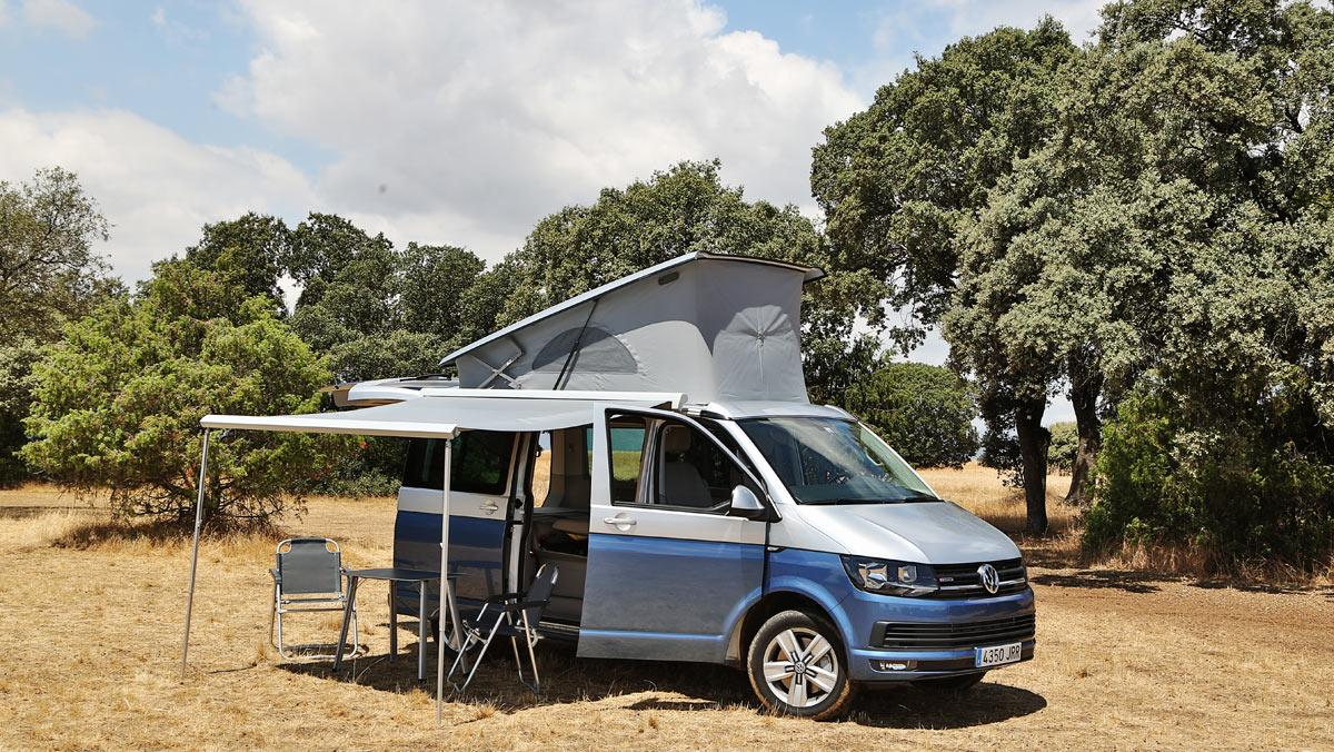 prueba volkswagen california beach tdi dsg 4motion. Black Bedroom Furniture Sets. Home Design Ideas