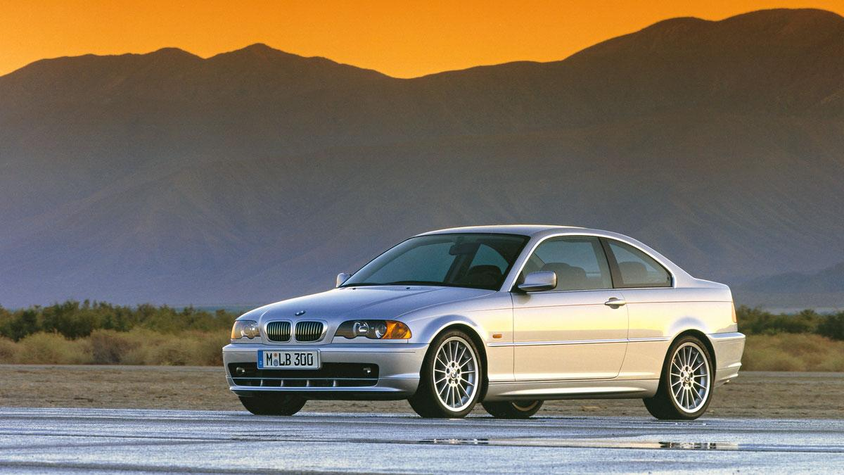 BMW Serie 3 E46 Top Gear sedan coupe touring cabrio m3 csl