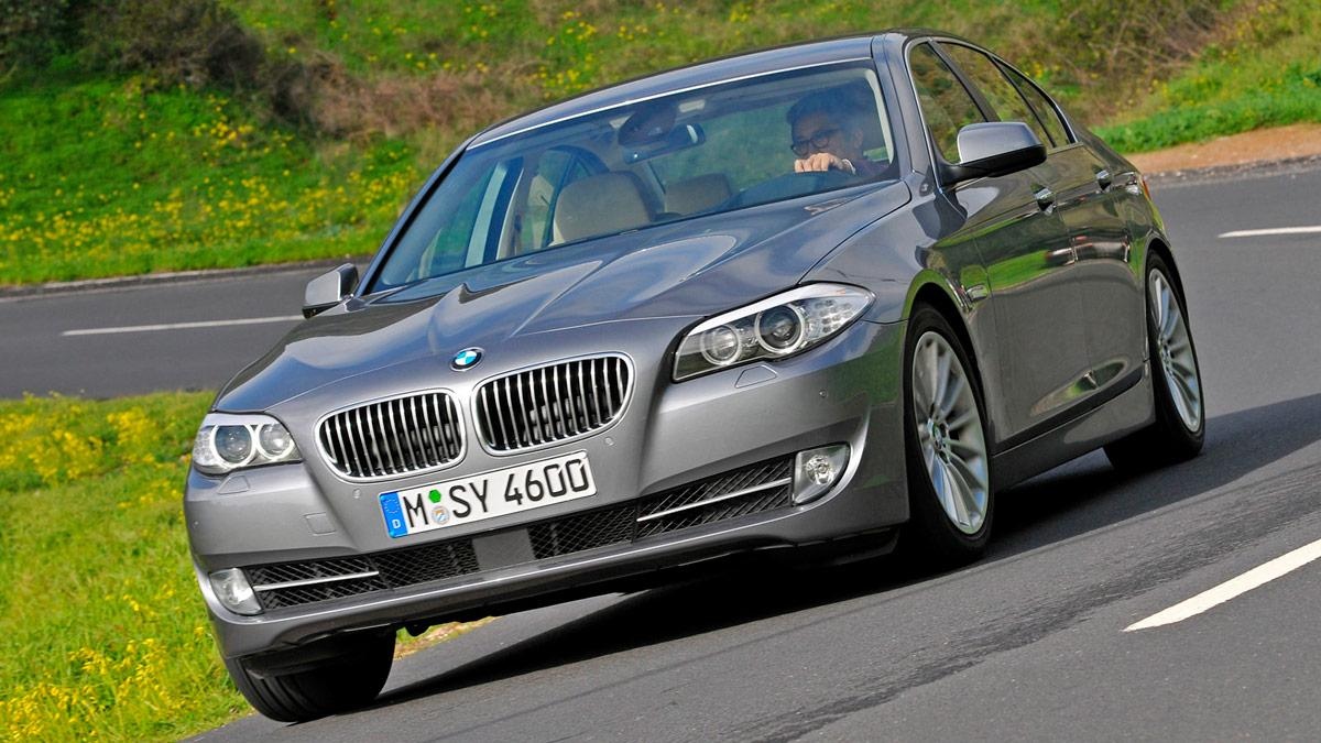 BMW Serie 5 segunda mano