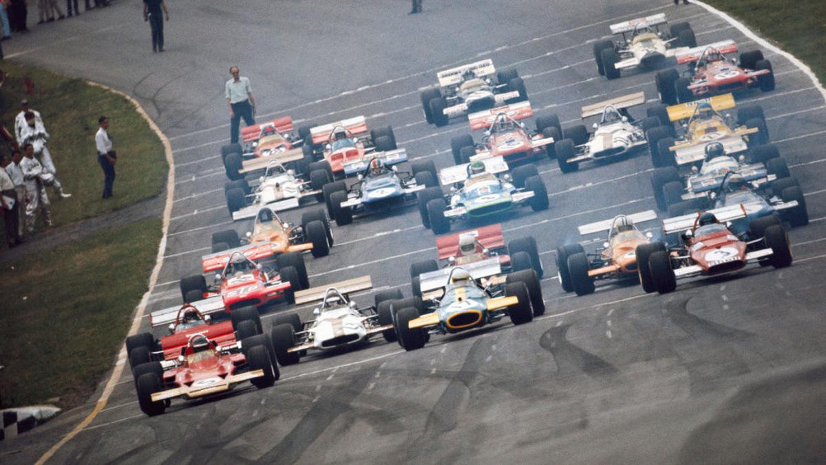 British GP F1