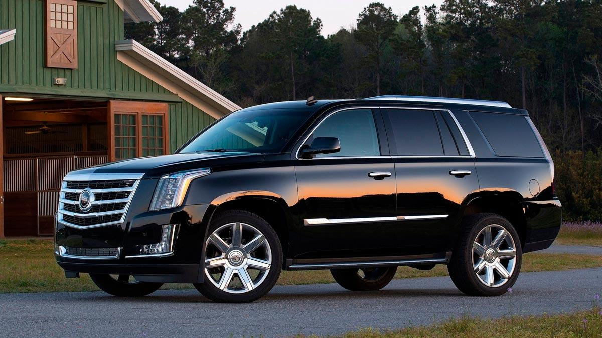 Cadillac Escalade lujo SUV