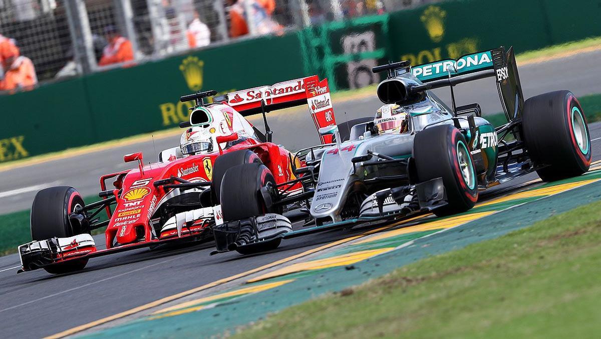 Horarios del GP de Gran BretañaF1 2017