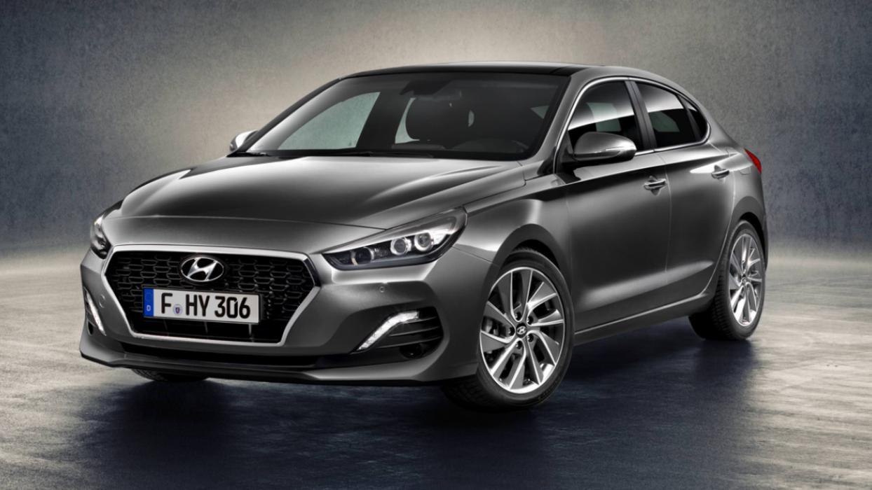 Hyundai i30 Fastback frontal