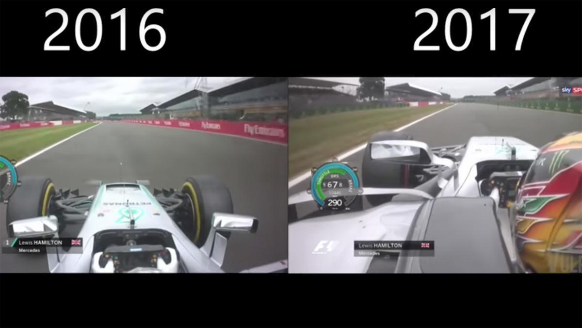 Lewis Hamilton en Silverstone