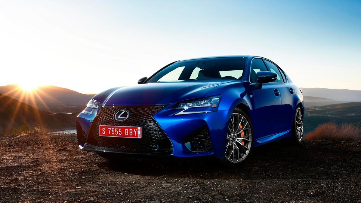 Lexus GS F (II)