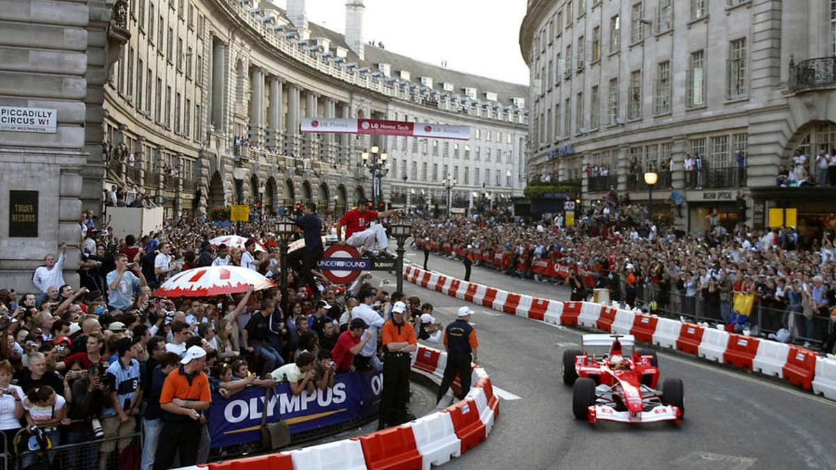 London F1 Live