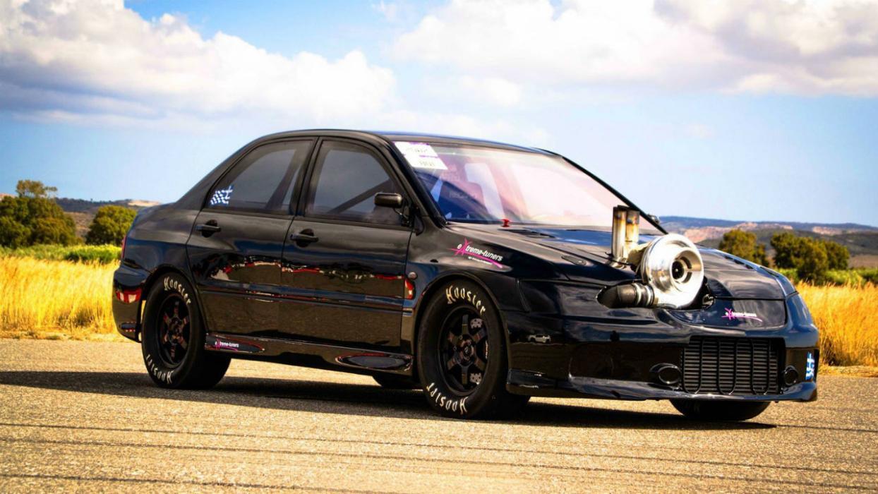 Mitsubishi Evo IX 2.000 CV