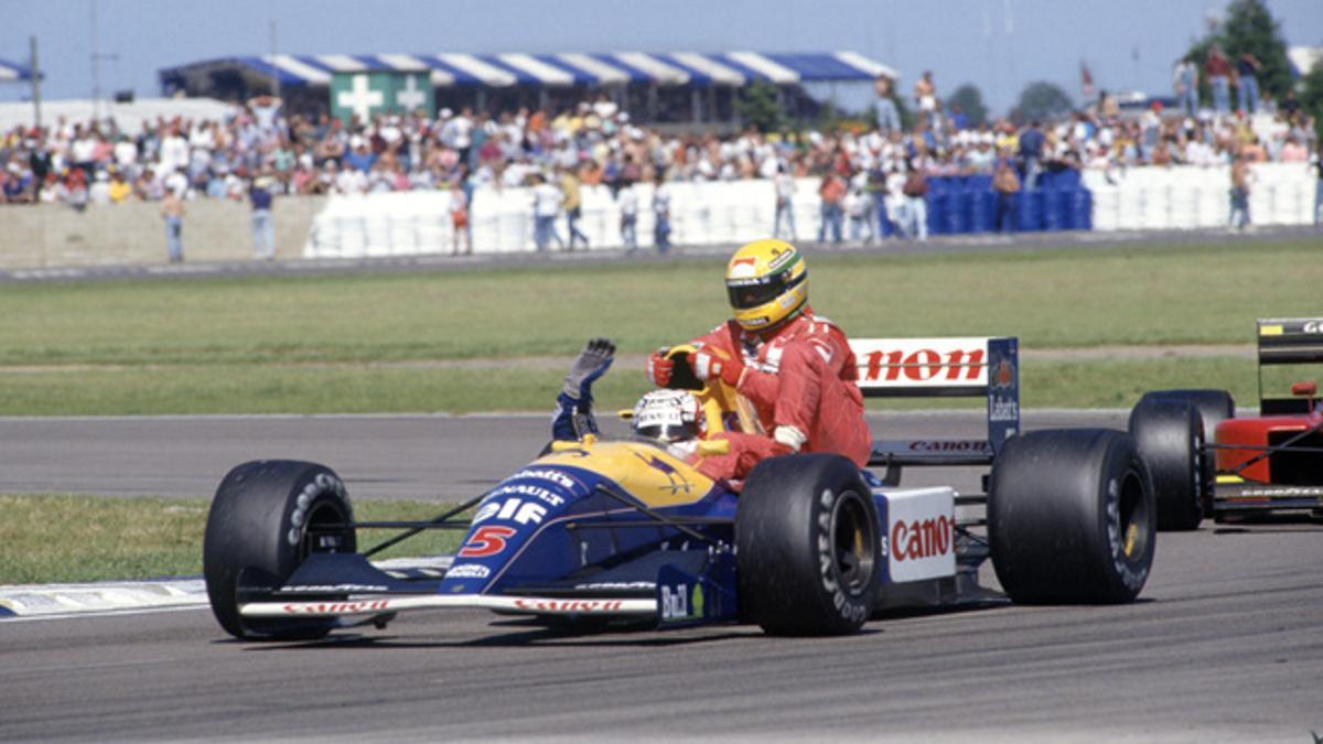 Momentos memorables British GP F1