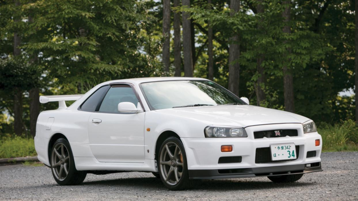 Nissan Skyline GT-R V-Spec (1)