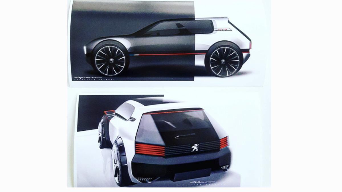 Nuevo Peugeot 205 (I)