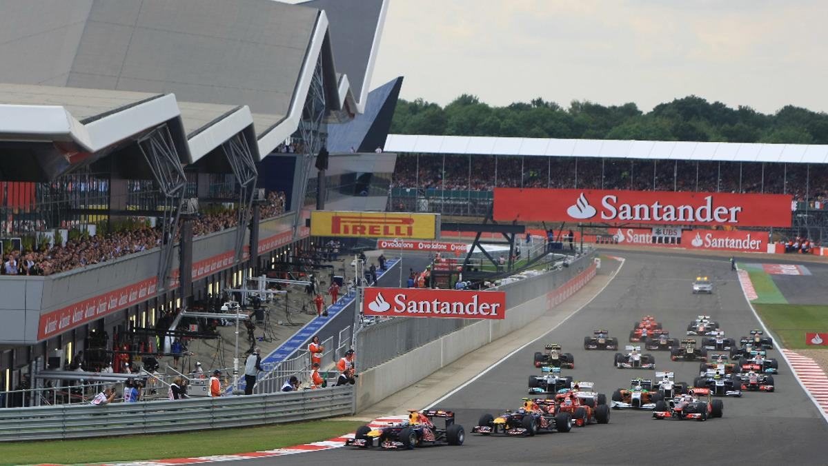 Previo GP Gran Bretaña F1 2017