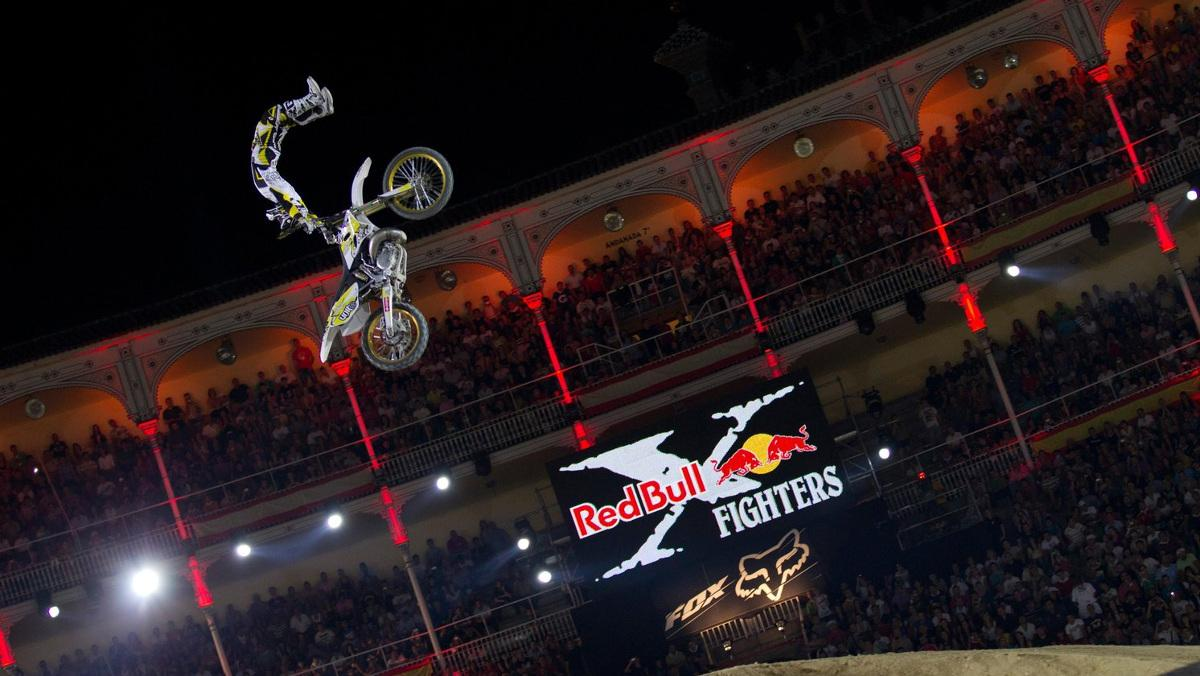Red Bull X-Fighters 2017