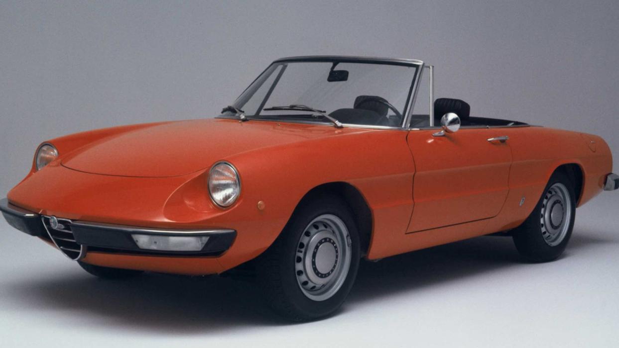 Alfa Romeo Spider (1967)