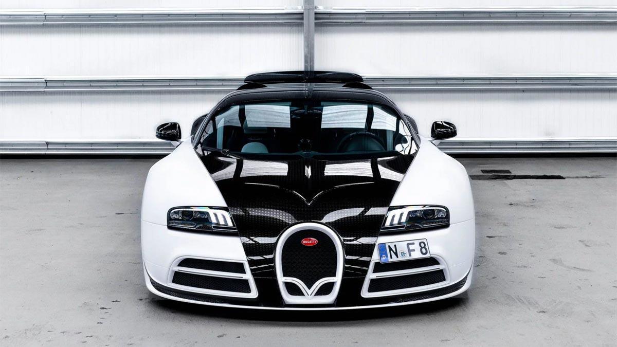 Bugatti Veyron Mansory Linea Vivere deportivo lujo hiperdeportivo