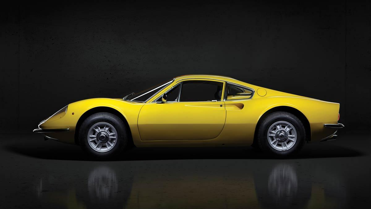 Ferrari Dino 246GT TG Top Gear