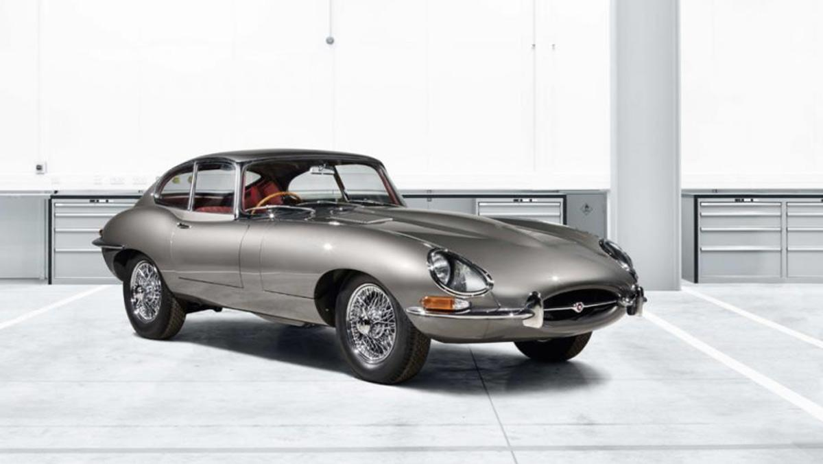 Frases para la posteridad: Jaguar E-Type