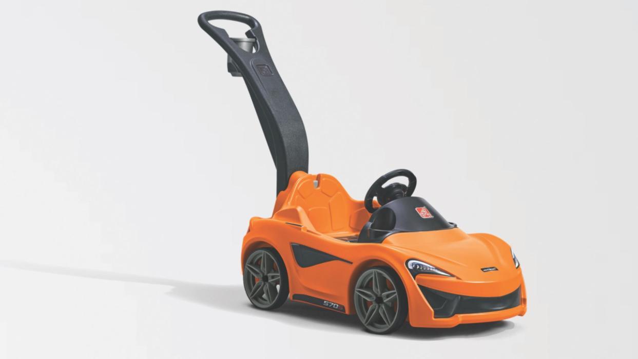 McLaren 570S juguete niños