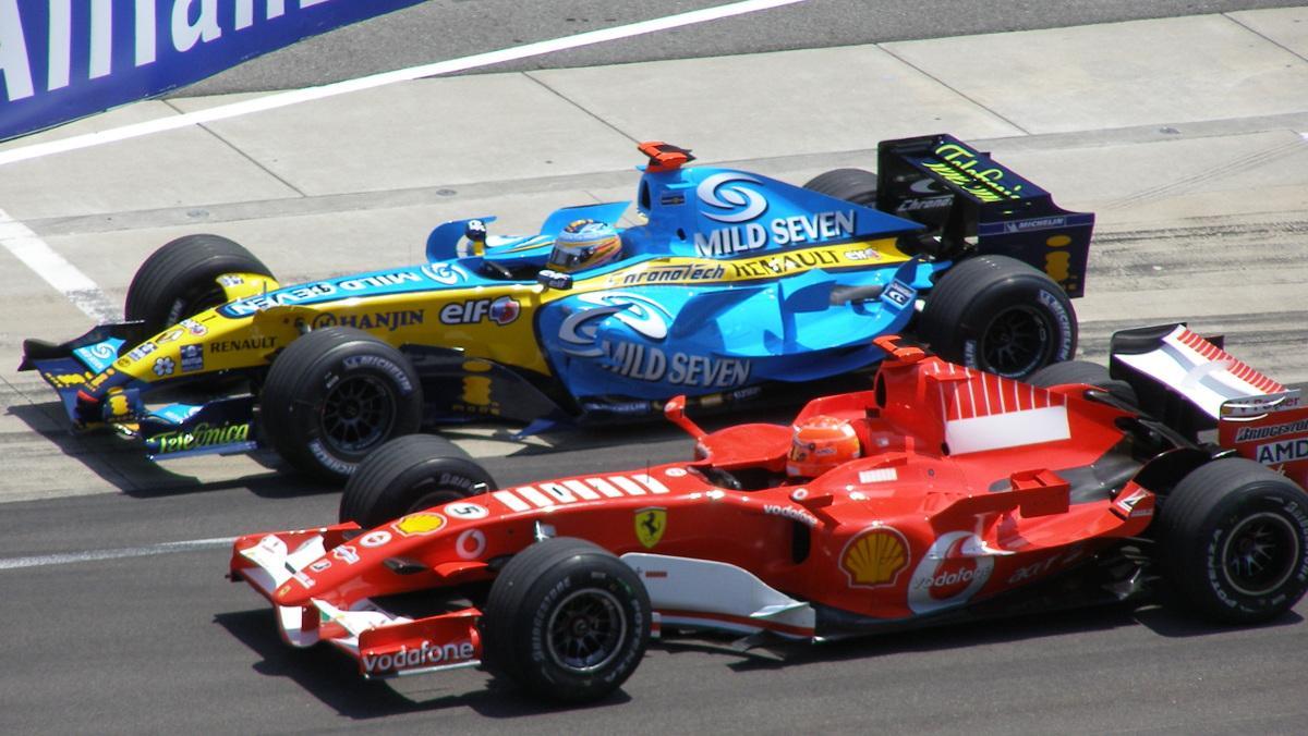 Los mejores adelantamientos de Fernando Alonso en la Fórmula 1