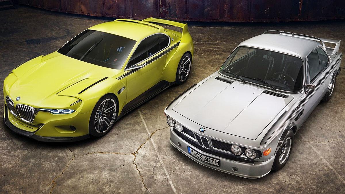 Los mejores concept cars de BMW