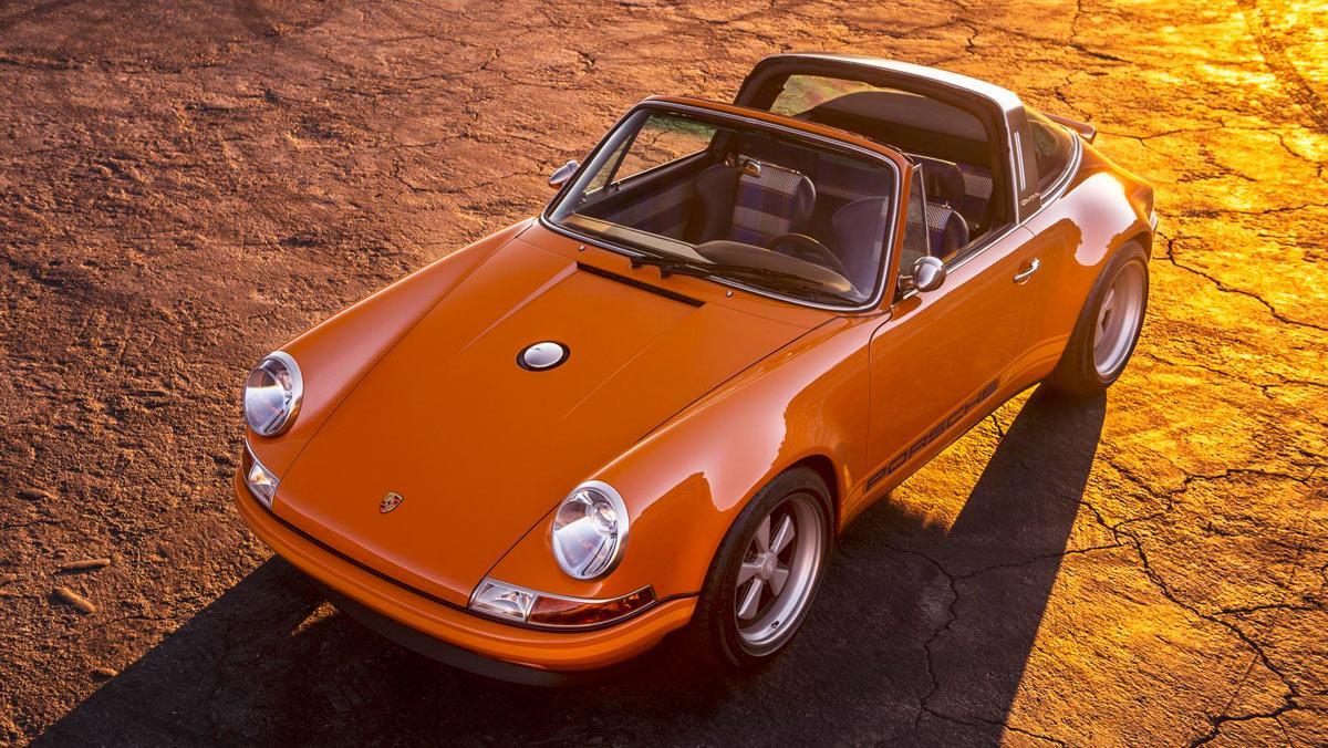 Motor Singer para el Porsche 911 (I)
