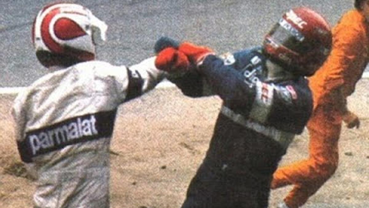 Piquet vs Salazar, en el GP Alemania 1982