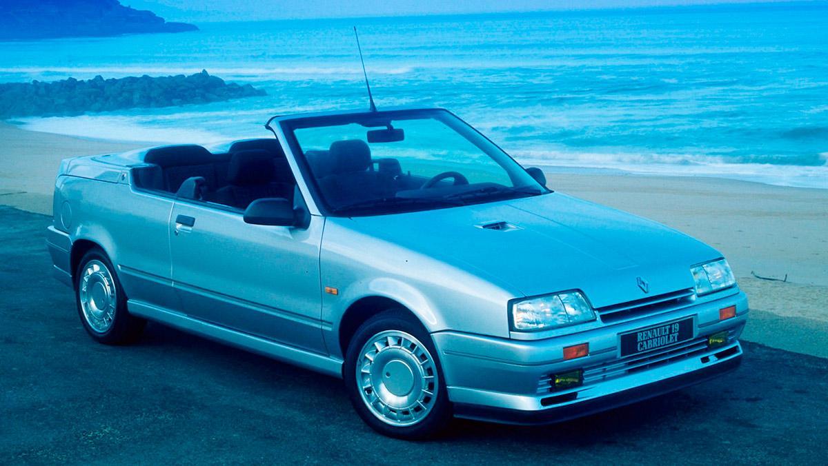 Renault 19 Convertible (I)