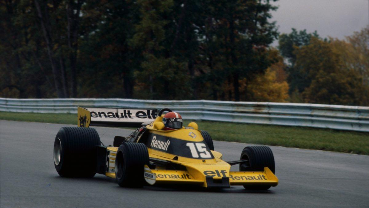 Renault RS01 (1977)